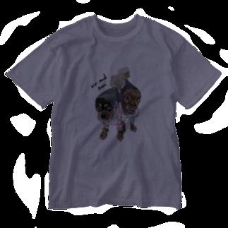 PiKOLLEのピコル賞その⑤ Washed T-shirts