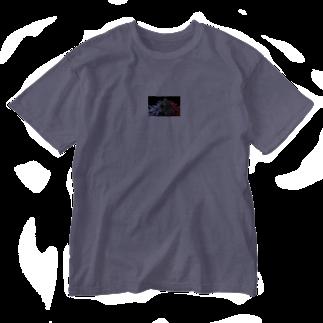 iceshark66の0°YOL.O Washed T-shirts