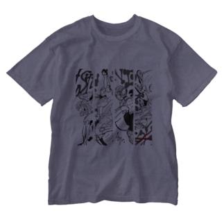 チームトレフブロン Washed T-Shirt