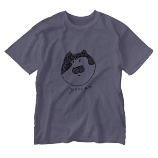 poccan Washed T-shirts