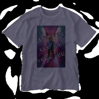 RDesignのLET'S GET DOWN Washed T-shirts