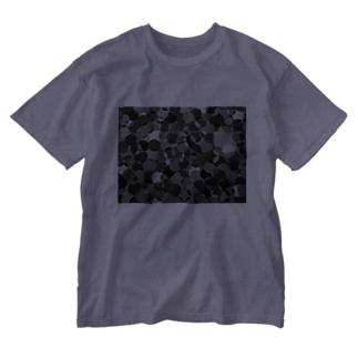 泡~モード~ Washed T-shirts