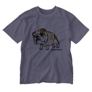 銀次郎 Washed T-shirts