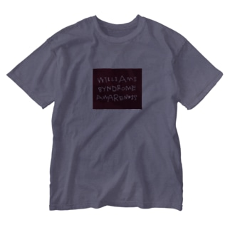williams syndrome awareness! Washed T-shirts