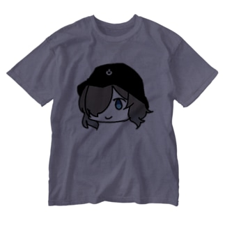 shioya_v_waifu2x Washed T-shirts