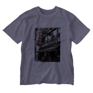 NYCドラッグストア Washed T-shirts