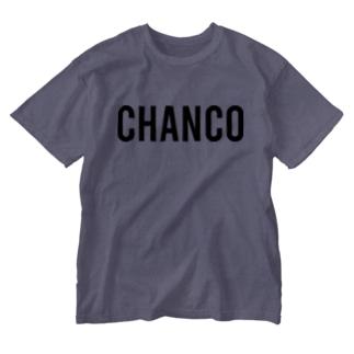 ステッカー1 Washed T-Shirt