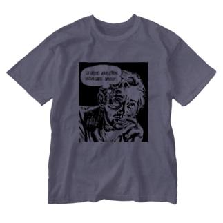 Hitoshi KurokiのSG Washed T-shirts