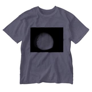 クレーター  Washed T-shirts
