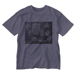 たのしい台所。 Washed T-shirts