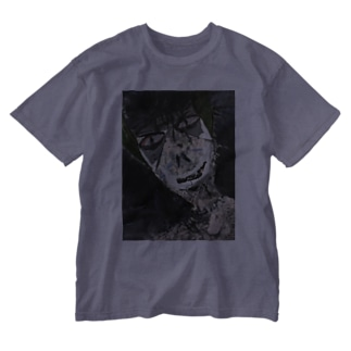 sweet evil Washed T-shirts