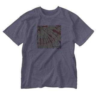 COCCOのCOCCO•B3 Washed T-shirts