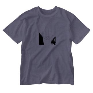 AI·AI·AI Washed T-shirts