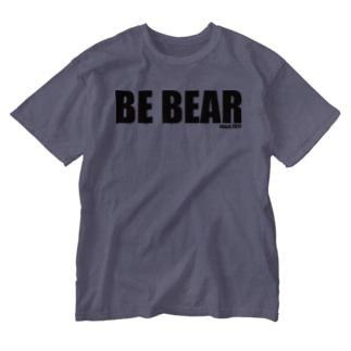 BE BEAR Washed T-shirts