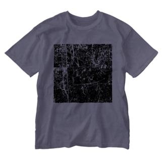 JADEM BALLETのArt graphic Washed T-shirts
