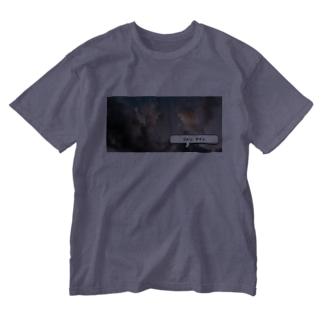 okusennのテイッ Washed T-shirts