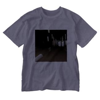 ミッドナイトマジック Washed T-shirts