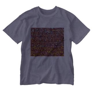 夕焼け/カヨサトーTX Washed T-shirts