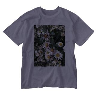 ハナ・ハナ Washed T-shirts