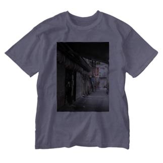 セイなる夜 Washed T-shirts