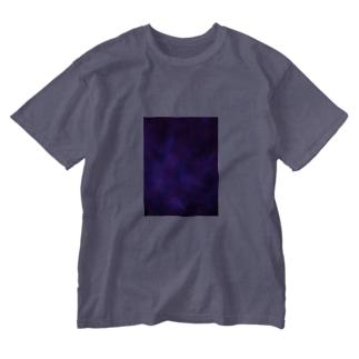 -夜- Washed T-shirts