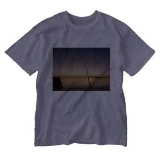 Horizon Fishing Washed T-shirts