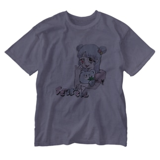だばちゃん Washed T-shirts