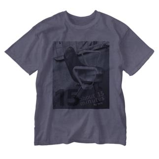 フェリーで約15分(3) Washed T-shirts