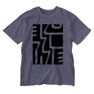 デザイン Washed T-shirts