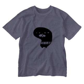シラトリサン Washed T-shirts