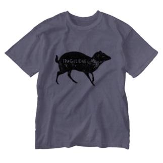 tragulidae Washed T-shirts