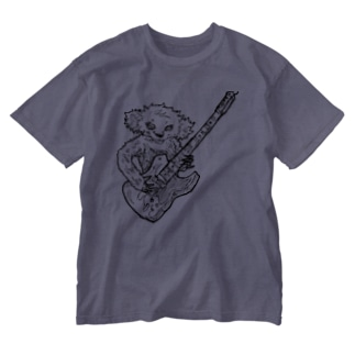 Buffys Movie キャラクター事業部のBuffys Movie クリーチャー:チャピー Washed T-shirts