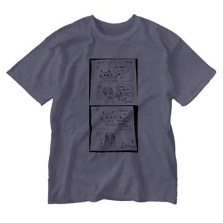 ロースくん グッズ Washed T-shirts
