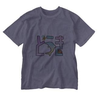 同期組 Washed T-shirts