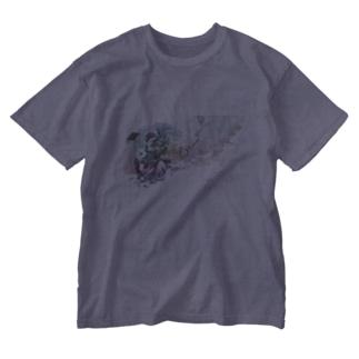 わたしの味方 Washed T-shirts