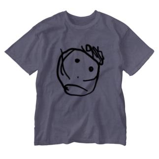 こりん Washed T-shirts