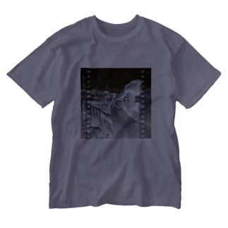 【JIMOTY 】 Washed T-Shirt