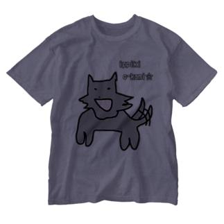 一匹狼 Washed T-shirts