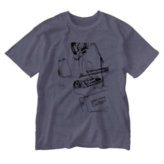 CRAZYMAMA 2ndRoom Washed T-shirts