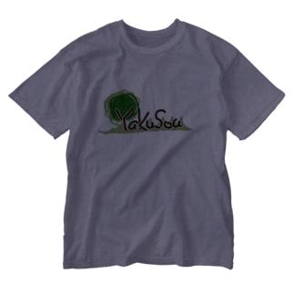 今日の元気に❗ Washed T-shirts