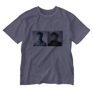 MITSU TAKA Washed T-shirts