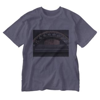 今月のトリップ Washed T-shirts