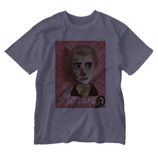 Tomoko Kuwano 桑野 智子のmyモーツァルト Washed T-shirts