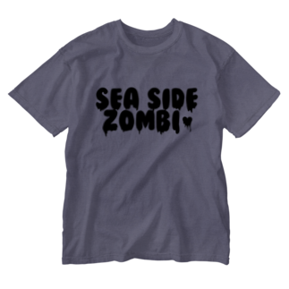 sszのSEA SIDE ZOMBIE Washed T-shirts