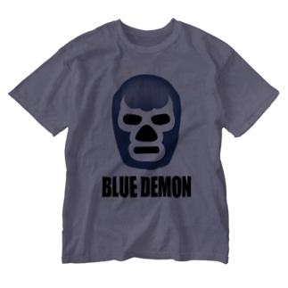 BLUE DEMON / ブルーデモン Washed T-shirts