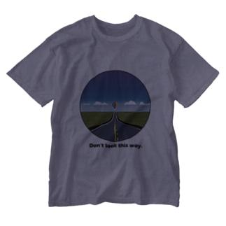 その先に・・・ Washed T-shirts