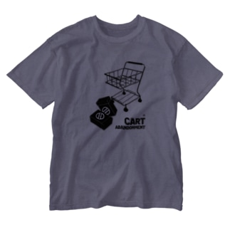 WEBPLAのCART ABANDONMENT Washed T-shirts