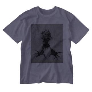 みんなの心 Washed T-shirts