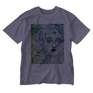 『浄化』涙は最高のクリアリング⭐︎ Washed T-shirts