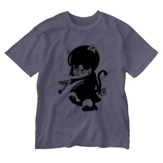 NeKo プロトタイプver. Washed T-shirts